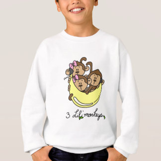 3 Li'l Monkeys Tshirts and Gifts