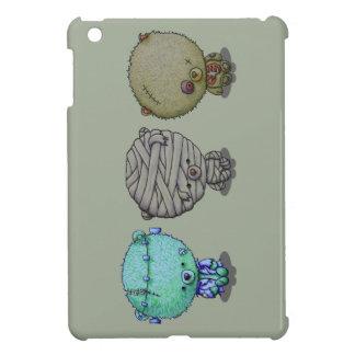 3 Little Monsters iPad Mini Cases
