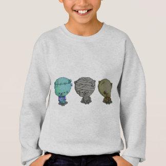 3 Little Monsters Sweatshirt