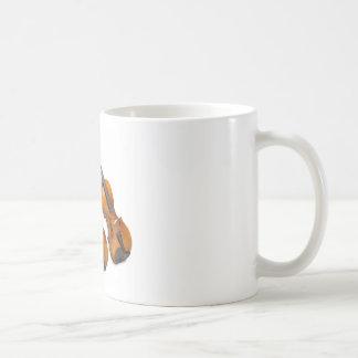 3 MUSICAL VIOLINS COFFEE MUG