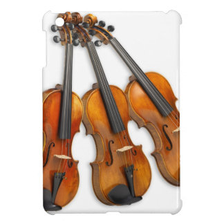 3 MUSICAL VIOLINS iPad MINI COVERS
