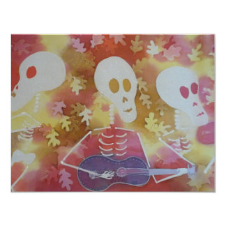 3 musicians card
