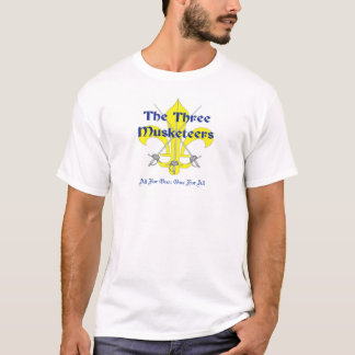 3 Musketeers T-Shirt