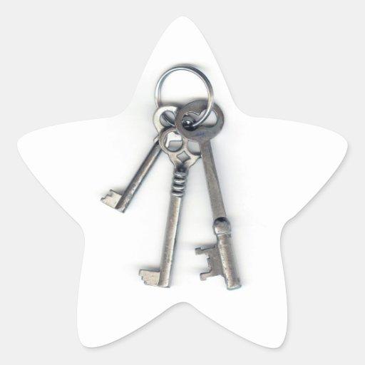 3 Old Keys