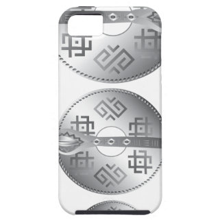 3 ouch iPhone 5 case