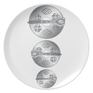 3 ouch plate