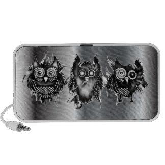 3 Owls Speaker System