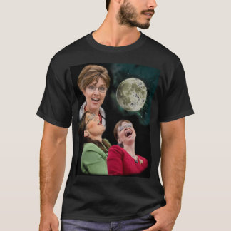 3 palin moon T-Shirt