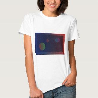 3 Planets? Tee Shirts