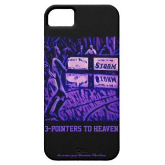 3-pointers to Heaven iPhone 5 Cover