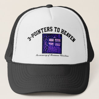 3-pointers to Heaven Trucker Hat