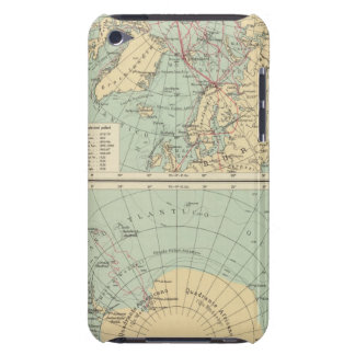 3 Polar Lands iPod Touch Cases
