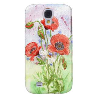 '3 Poppies' iPhone 3G Case