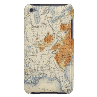 3 Population 1800 Case-Mate iPod Touch Case