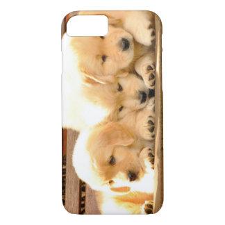 3 Puppies iPhone 7 case