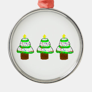 3 RPGFACTS Christmas tree ornament