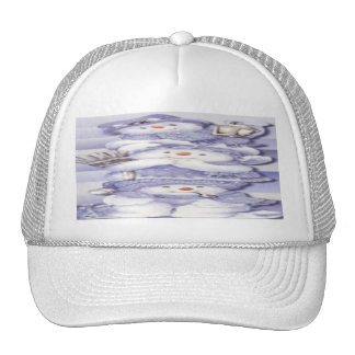 3 Snowmen - Hat