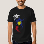 3 Stars and Sun Tee Shirts