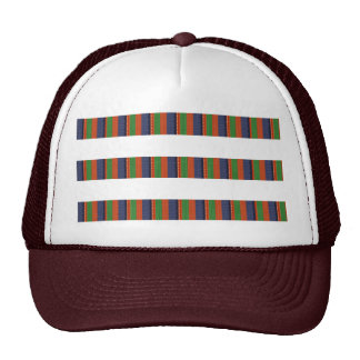 3 strikes COLORFUL THREE STRIPES lowprice ARTISTIC Trucker Hat