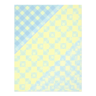 3 Stripe Checks :  Attention Graber Templates 21.5 Cm X 28 Cm Flyer