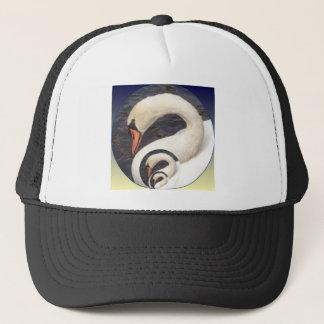 3 Swans Trucker Hat
