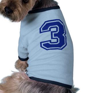 3 - three dog t-shirt