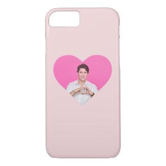 <3 Trudeau iPhone 8/7 Case