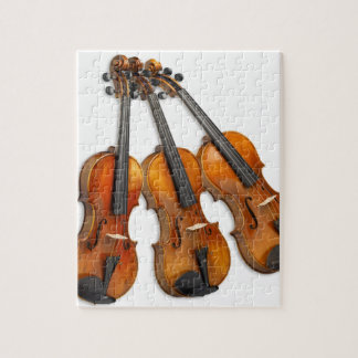 3 VIOLINS JIGSAW PUZZLE