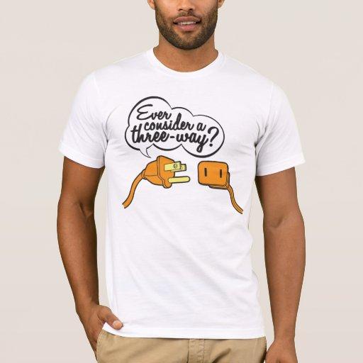3 way T-Shirt