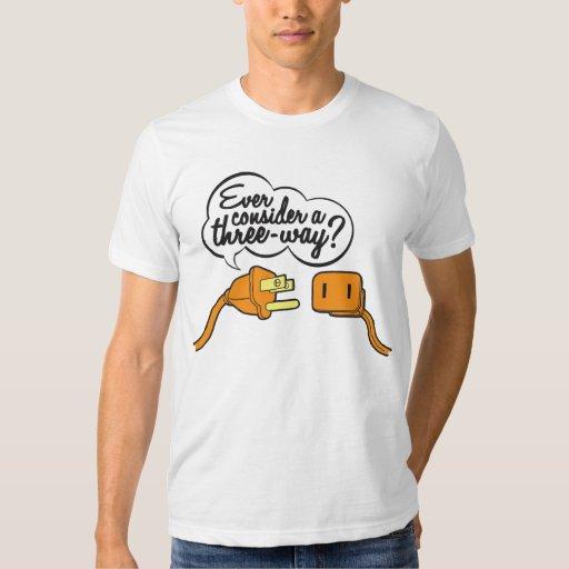 3 way tshirts
