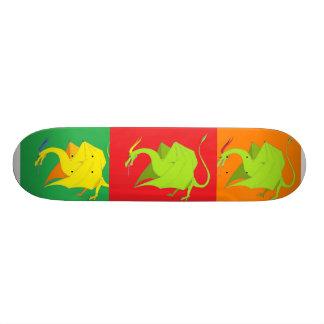 3 Wyvern board Skateboards