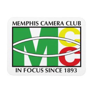 "3""x4"" Classic Logo Photo Magnet"