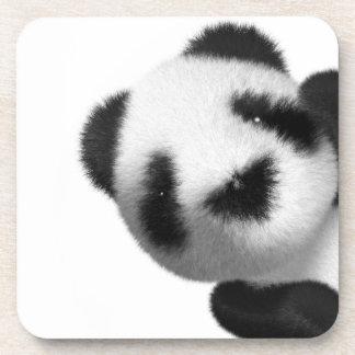 3d Baby Panda Peeps Coasters
