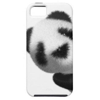 3d Baby Panda Peeps iPhone 5 Covers
