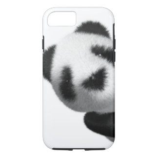 3d Baby Panda Peeps iPhone 7 Case