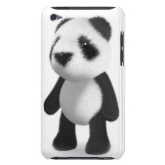3d Baby Panda Stands Still iPod Touch Cover
