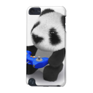 3d Baby Panda Videogamer iPod Touch (5th Generation) Cover