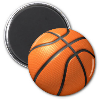 3D Basketball Magnet