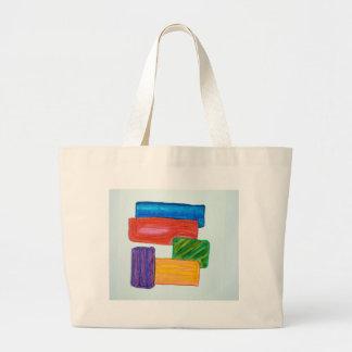 3D blocks Bags