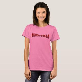 3D Bridezilla T-Shirt
