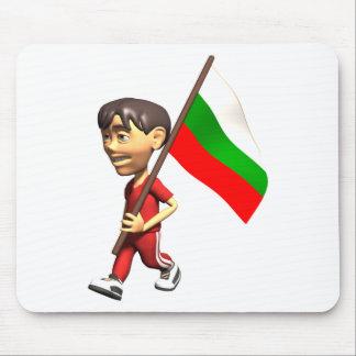 3D Bulgaria Mousepad