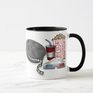 3D Cinema Mug