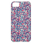 3D colorful cricles iPhone 5C Covers