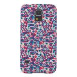 3D colourful cricles Samsung Galaxy Nexus Cover