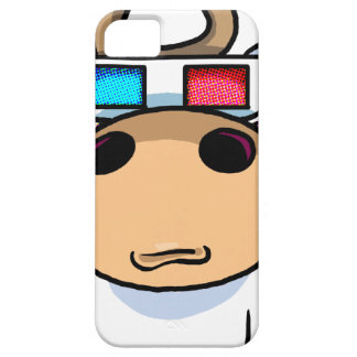 3D Cow specs iPhone 5 Covers
