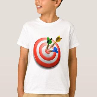 3D Darts BullsEYE Childs T T-Shirt