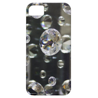 3D Diamond Mirror Barely There iPhone 5 Case