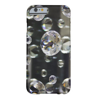 3D Diamond Mirror Barely There iPhone 6 Case