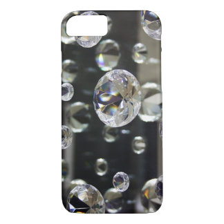 3D Diamond Mirror iPhone 7 Case