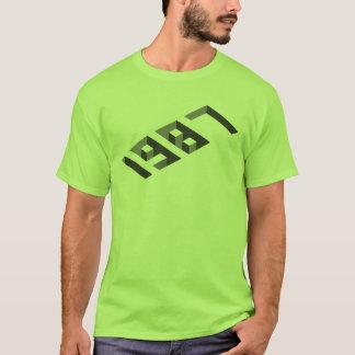 3D Effect - 1987 T-Shirt